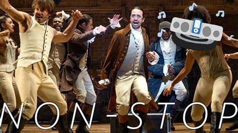 Non Stop  Hamilton A Google Images Musical Youtube