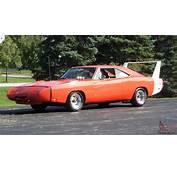 1969 Dodge Daytona 500 RESTORED CHARGER HEMI ORANGE BIG