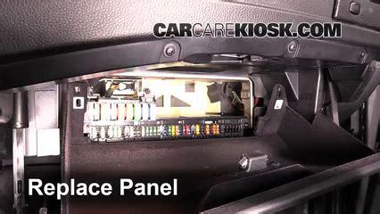 Bmw 528i Fuse Box by Interior Fuse Box Location 2004 2010 Bmw 528i 2010 Bmw