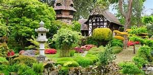 jardin japonais quelles plantes et arbres pour un jardin With creer un jardin japonais miniature