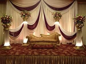 Absolute elegance stage decor pinterest backdrops for Backdrop decoration for wedding