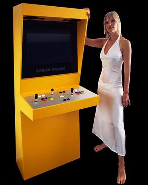 Mame Cabinet Plans Pdf by Classic Arcade Games At Home Relive The 1970s With Retro