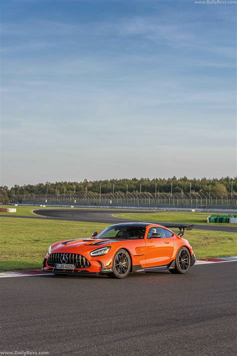 It's the most powerful v8 amg has ever built. 2021 Mercedes-Benz AMG GT Black Series - Dailyrevs