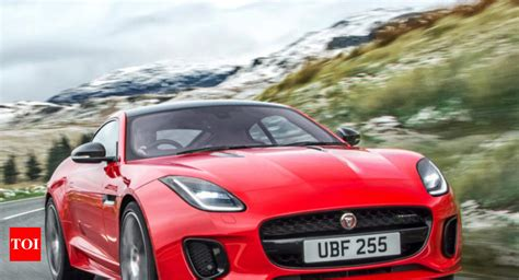 Jaguar Launches Least-priced F-type Sports Car, Starts At Rs 91 Lakh