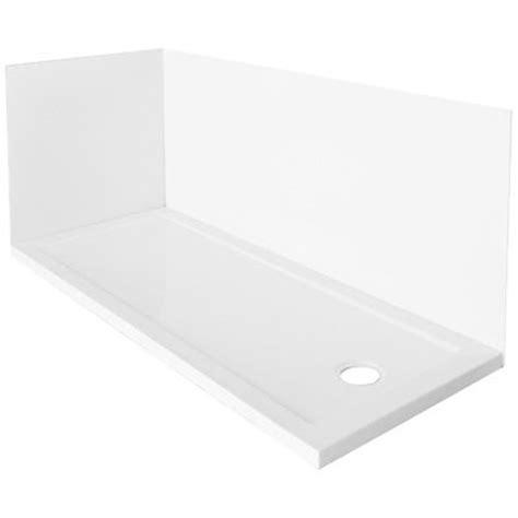 pannelli per doccia su vasca piatto doccia in abs per sostituzione vasca con o senza