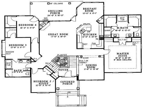 split foyer floor plans split foyer house plans split level house plans 4 bedroom