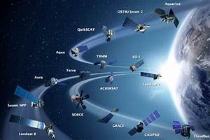 Eomag!: NASA's fleet of Earth observation satellites