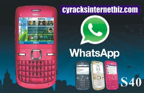 where to whatsapp for your nokia s40 java phone no 1 information portal