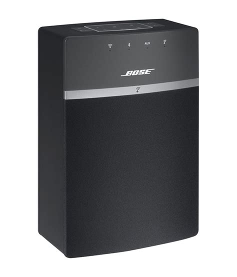 bose soundtouch bluetooth bose soundtouch 10 wireless system black buy