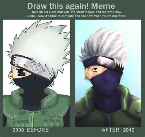 Kakashi Memes - pin kakashi hatake meme center on pinterest