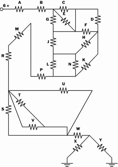 Series Parallel Circuit Circuits Worksheet Combination Mrwaynesclass