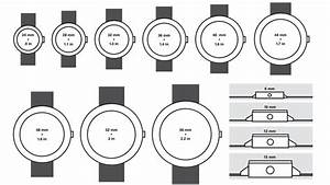 Watch Sizing Guide - Find The Perfect Watch