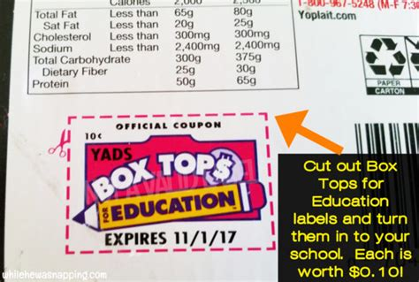 General Mills® Makes It Easy To Collect Box Tops For
