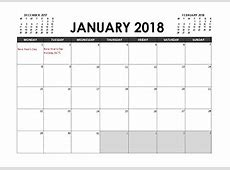 Free Printable 2018 Singapore Calendar Templates with Holidays
