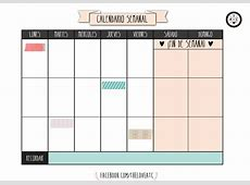 Vuelta al cole 2017, 100 plantillas y horarios gratis para