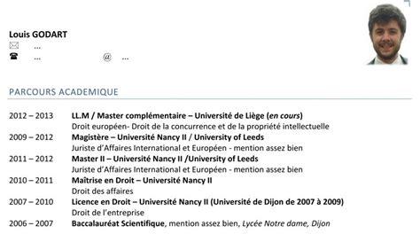 Extrait Cv by Un 233 Tudiant Interpelle Hollande Et Lui Demande Un Stage 224