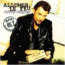 allumer le de poche cd 2 titres allumer le feu remix club de johnny hallyday cds chez pinup ref 114185399