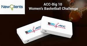 ACC-Big 10 Women's Basketball Challenge   Powerstick.com