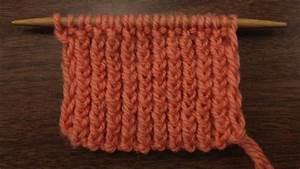 The Double Twisted 1x1 Rib Stitch    Knitting Stitch  68