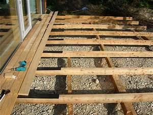 Unterkonstruktion Terrasse Holz : terrasse holz unterkonstruktion ~ Whattoseeinmadrid.com Haus und Dekorationen