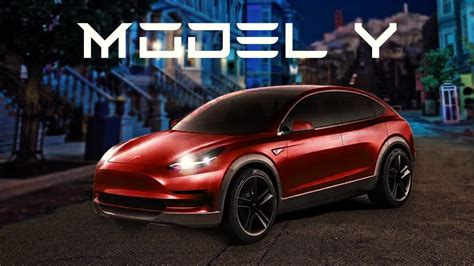 Wallpaper Car New Model by 2020 Tesla Model Y New Design Hd Wallpapers New Car News