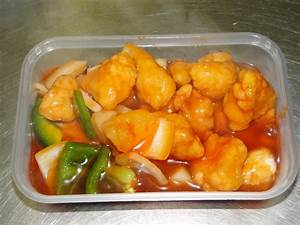 Sweet and Sour Chicken Hong Kong Style Brighton First