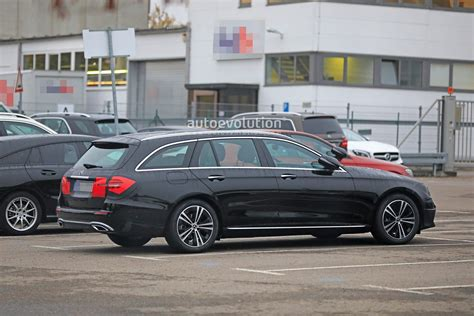 2020 Mercedes Cls Class by 2020 Mercedes E Class Spied Is Getting A New