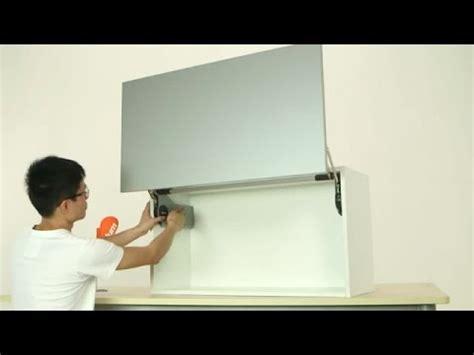 Swing Up Door Wall Cabinet 1   YouTube