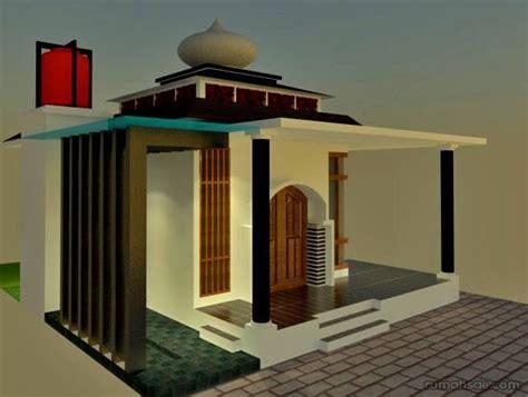gambar tempat wudhu masjid minimalis model rumah