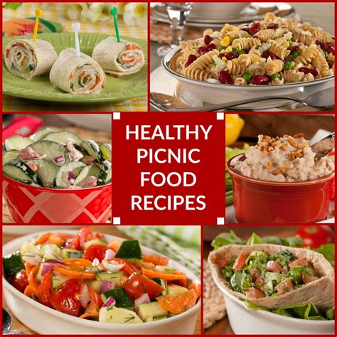 healthy picnic food recipes everydaydiabeticrecipescom