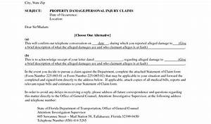 sample insurance demand letter property damage Ten Sample
