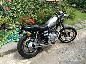 Suzuki Gn125 Cafe Racer  Simple  Pocas Modificaciones  Igual Bella