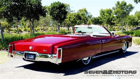 home design gold 1971 cadillac eldorado convertible build