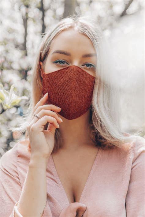 reusable face mask copper