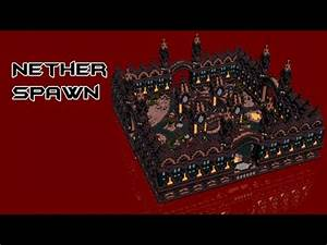 Minecraft Nether Spawn With Schematic And Download