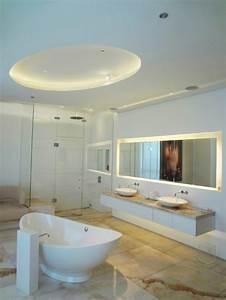 Led Leuchten Für Badezimmer : led im badezimmer f r besonderes entspannungsgef hl ~ Markanthonyermac.com Haus und Dekorationen