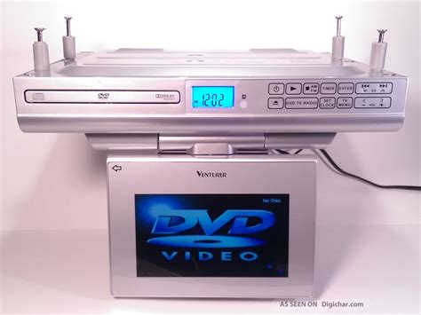 under kitchen cabinet radio cd player inspiring under cabinet dvd player 3 kitchen radio under