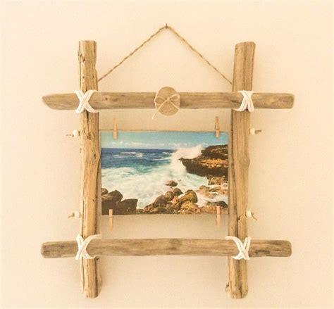 cadre en bois flotte decoration les 42 meilleures images 224 propos de cadres en bois flott 233 sur cadre de coquilles