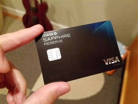 Maybe you would like to learn more about one of these? Chase Sapphire Reserve Comprehensive Review | Credit card design, Debit card design, Credit card ...