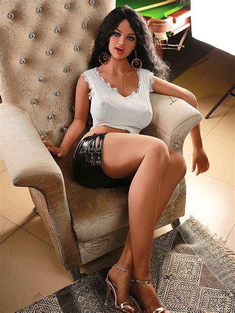 Barbara 5ft58 Realistic Latina Big Boobs Sex Doll Like