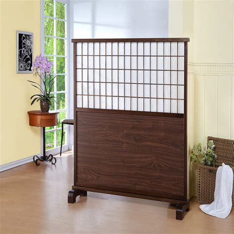 485 In Mahogany Room Partition Dividerdct656 The