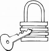 Key Lock Coloring Pages Heart Drawings Clipart Template Safety Clipartbest Printable Sketch Templates Paintingvalley sketch template