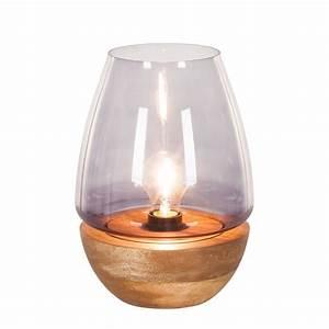 Glas Lampenschirme Für Tischleuchten : tischleuchte mourenx glas bambus 1 flammig 27 eva padberg collection a bestellen ~ Bigdaddyawards.com Haus und Dekorationen