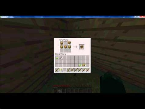 How To Make A Boat With A Chest In Minecraft by Minecraft How To Craft A Boat Youtube