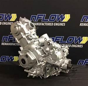 Yamaha Grizzly 700 Rebuilt Engine