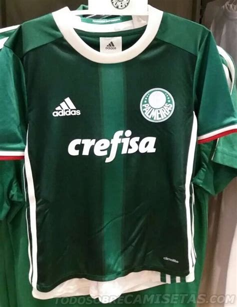 ANTICIPO: Camisa adidas do Palmeiras 2016 - Todo Sobre ...