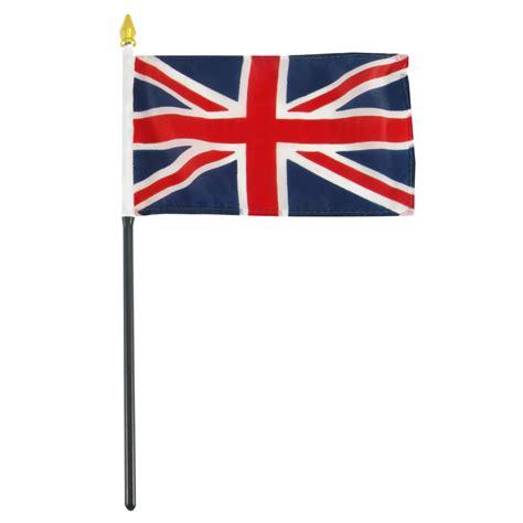 "United Kingdom - Great Britain 4"" x 6"" Flag"
