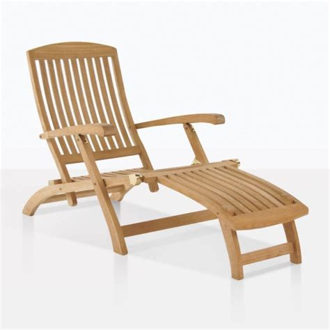classic teak steamer chairsun loungers teak warehouse