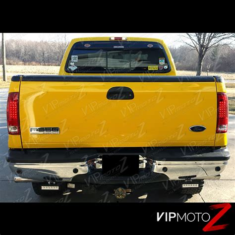97 03 ford f150 clear led brake signal light ls left right assembly