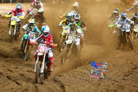 ama motocross budds creek barcia wins in the mud at budds creek mcnews com au